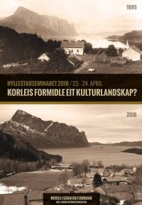 Programmet for Hyllestadseminaret 2016