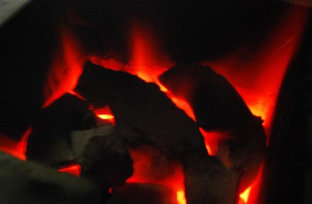 En skal vite hva en gjør når temperaturen i kalkovnen går mot 1000 grader!